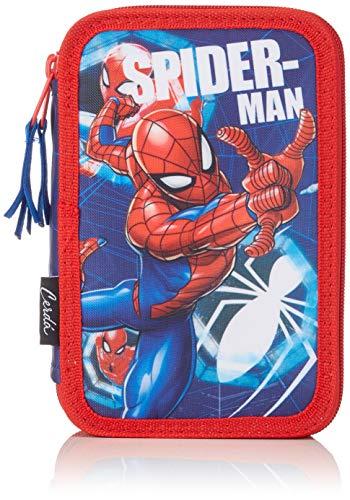 Cerdá 2700000237 Spiderman Astuccio , Multicolore