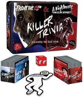 USAOPOLY Freddy vs. Jason Killer Trivia