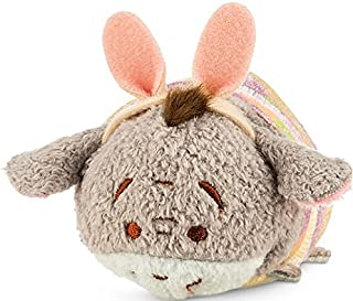 Disney Eeyore ''Tsum Tsum'' Plush - Easter - Mini - 3 1/2''