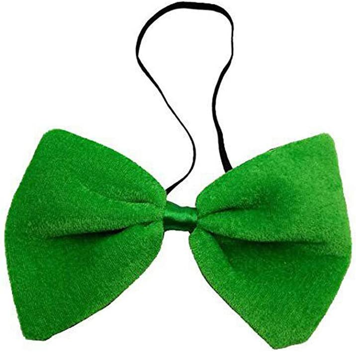 PRETYZOOM 3Pcs Men and Women's Fashion Bowtie Adjustable Pre-Tied Bow Tie Party Favors