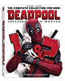 Deadpool 1+2 2-Pack [Blu-ray]