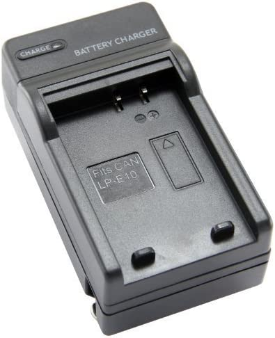 Award-winning store Recommended STK Canon LP-E10 Charger for Eos T5 T3 Rebel 1300D T6