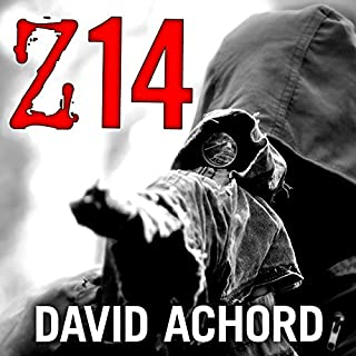 Z14 audiobook cover art