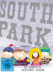 South Park - Die komplette 17. Season [DVD]
