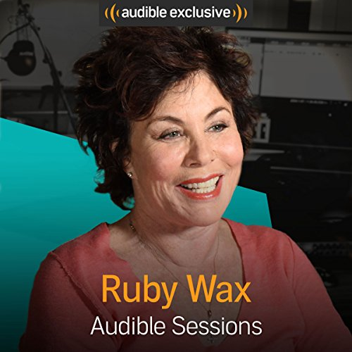Ruby Wax cover art