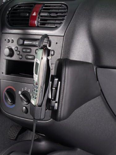 Kuda 094500 Car Passive Holder Black Holder Holders Mobile Phone Smartphone Car Passive Holder Black Leather Opel Corsa 10 00 Opel Combo 11 01 Heimkino Tv Video
