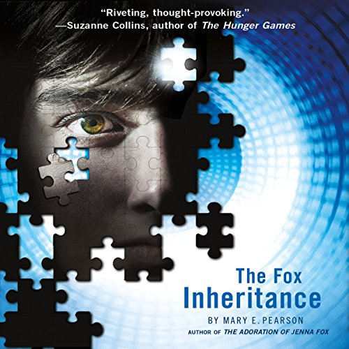 The Fox Inheritance audiobook cover art