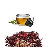 8 Cápsulas Digestive Herbal Tea Soluble Compatibili Nescafé Dolce Gusto – Café Kickkick
