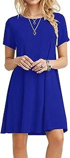 Best blue dress casual Reviews