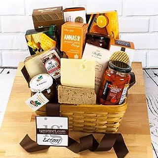 International Gourmet Collection - Premier Gift Basket