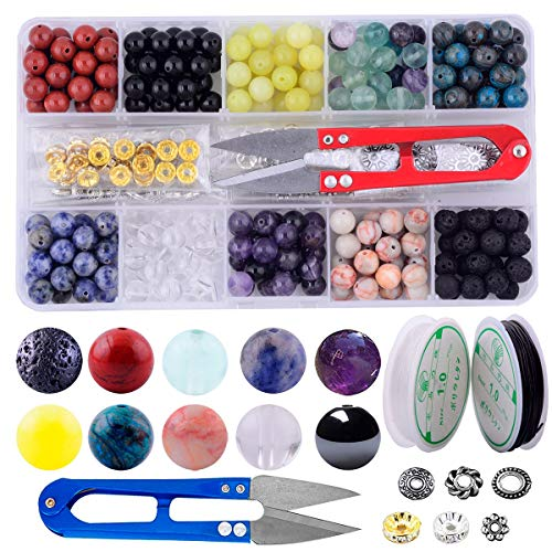 Gemstone Beads Jewelry Making Kit