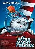 Ein Kater macht Theater: A (2004)   original Filmplakat,