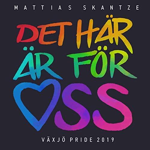 Mattias Skantze