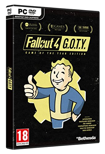 Fallout 4 - Game of the Year Edition - [At -Pegi] -  [PC]