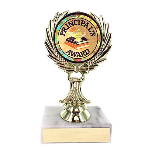 Personalized Academic Awards Trophy