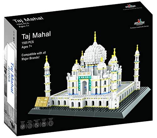 Apostrophe Games Taj Mahal Baustein Set - 1505 Stück