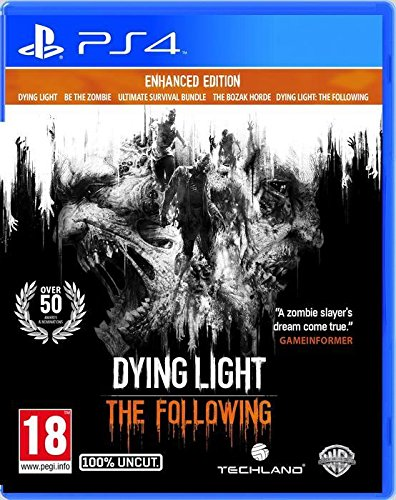 Games - Dying light - The following (Enhanced edition) (1 GAMES)