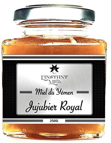 Miel de Jujubier du Yémen + cuillère à miel en bois offerte