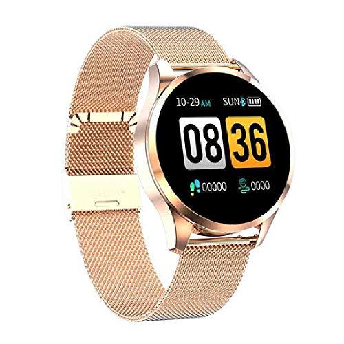 OLUYNG Armbanduhr Newwear Q9 Smart Watch Männer Frauen IP67 wasserdichte HR Sensor Blutdruckmessgerät Mode Fitness Tracker Smartwatch Reloje