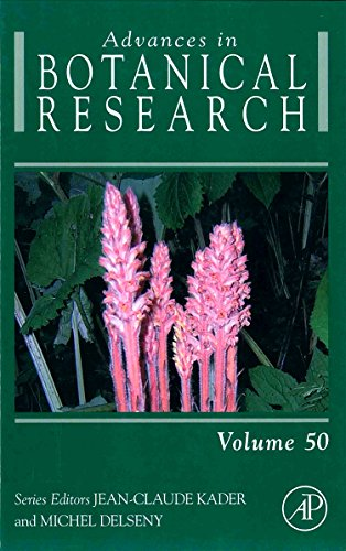 Advances in Botanical Research (Volume 50)