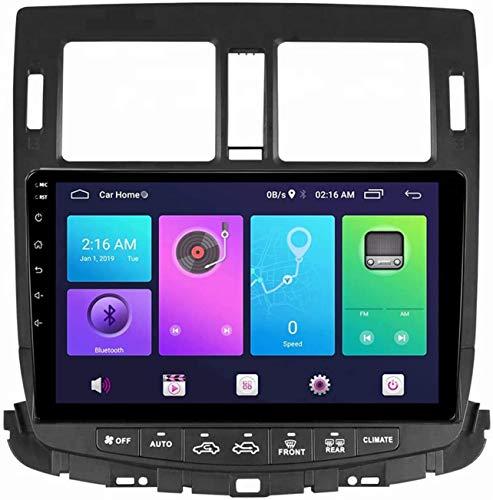 Android 10 pulgadas de navegación grande de pantalla grande, adecuada para 2007-2011 TOYOTA CROWN13 Modificación, pantalla táctil de alta definición, GPS de automóvil, imagen de inversión S3, S4,S4