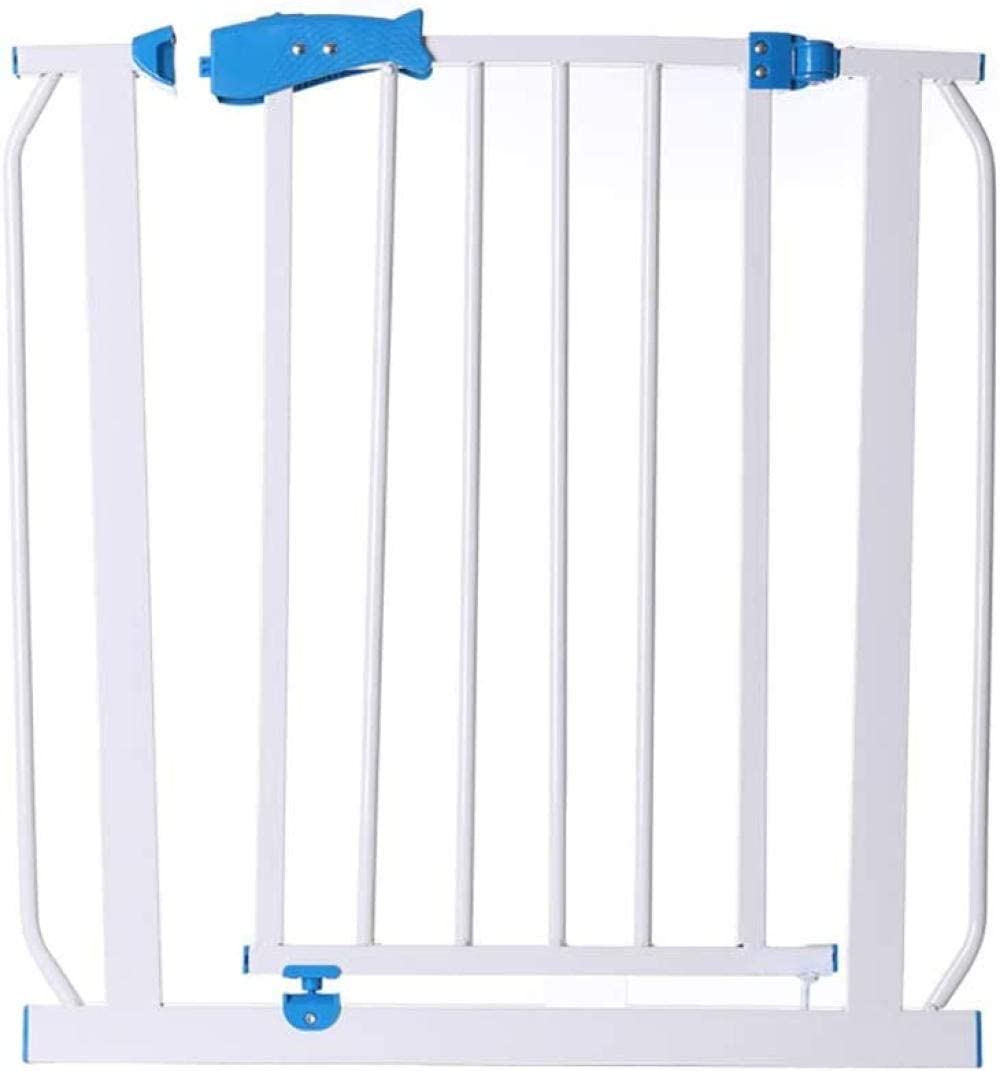 Pressure Stair Gate Child Safety Metal Saftey Guard Special New product!! Campaign Fence Gates