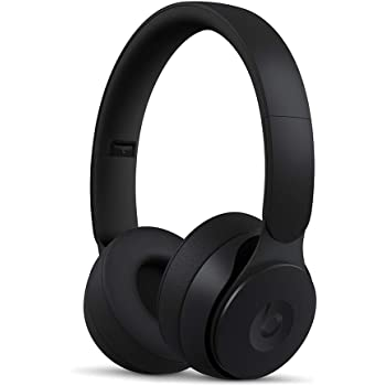 Beats SoloPro Wireless Cuffie con cancellazione del rumore – Chip per cuffie AppleH1, Bluetooth di Classe 1, cancellazione attiva del rumore, modalità Trasparenza, 22 ore di ascolto–Nero