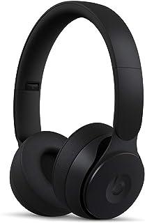 Audífonos on-Ear Beats Solo Pro Wireless con cancelación de Ruido, Chip H1 para audífonos diseñado por Apple, Bluetooth Class 1, cancelación de Ruido Activa, Modo Ambiente, 22 Horas de Audio - Negro