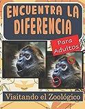 Encuentra la Diferencia - Visitando el Zoológico: Rompecabezas de imágenes para adultos