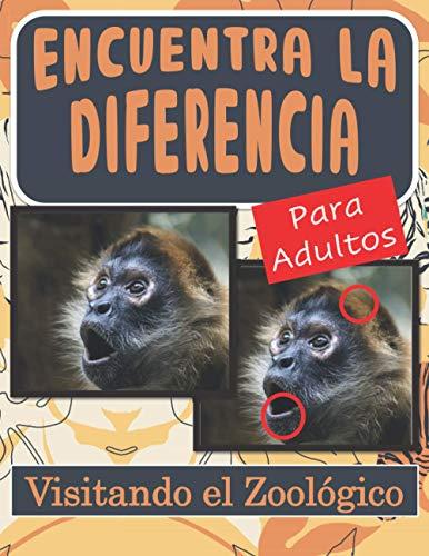 Encuentra la Diferencia - Visitando el Zoológico: Rompecabezas de...