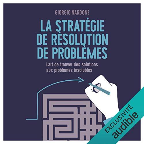Couverture de La stratégie de résolution de problèmes
