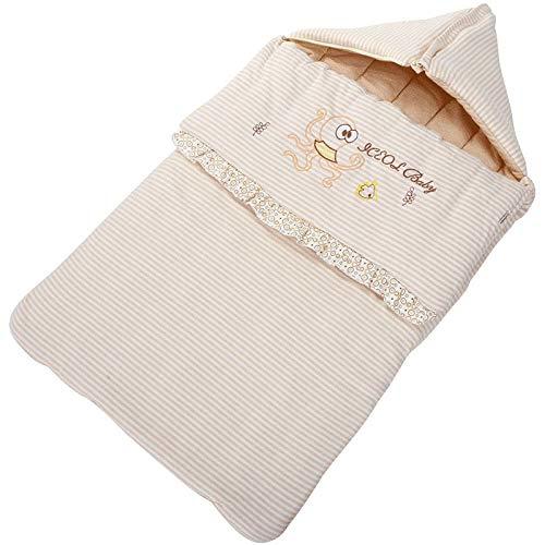 RSTJ-Sjap Bolsa de Saco de Dormir Anti-Golpe sobre edredón del bebé climatizado otoño habitación y Dormir del algodón del Invierno del bebé
