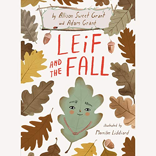 Leif and the Fall audiobook cover art