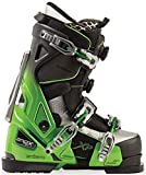Apex Ski Boots Antero Big Mountain Ski Boots (Men's Size 27) Walkable Ski Boot System with Open-Chassis Frame for Advanced/Expert Skiers