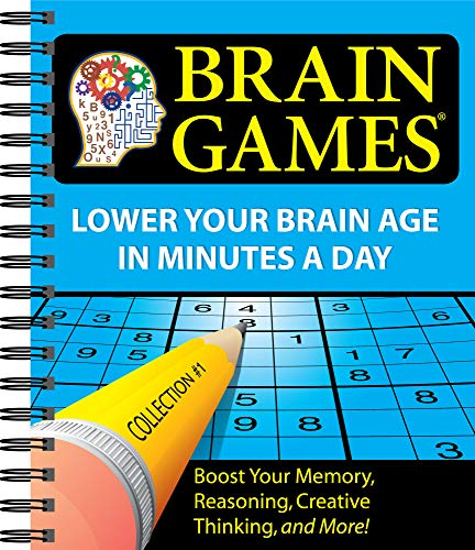 Brain Games #1: Lower Your Brain...