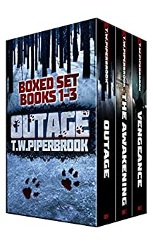 Outage Boxed Set: Books 1-3 (Outage Horror Suspense Series) by [T.W. Piperbrook]