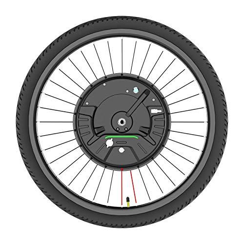 Imotor 3,0 Bicicleta Eléctrica Kit De Conversión Con La Batería De 36V...