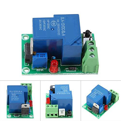12 V 30 A batería interruptor luz LED sobre protección de carga accesorios industriales prácticos para el coche