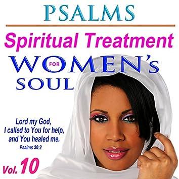 Psalms, Spiritual Treatment for Women's Soul, Vol. 10