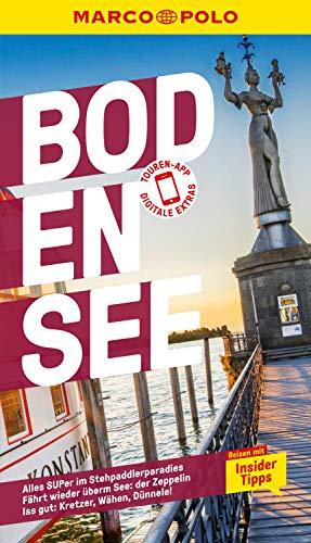 MARCO POLO Reiseführer Bodensee: Reisen mit Insider-Tipps. Inkl. kostenloser Touren-App (MARCO POLO Reiseführer E-Book)