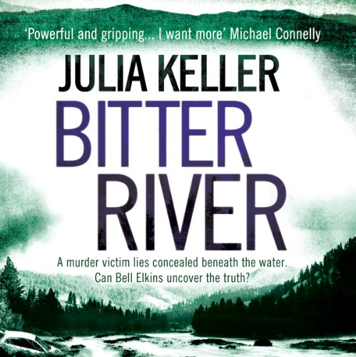 Bitter River audiobook cover art