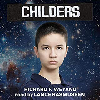 Childers audiobook cover art