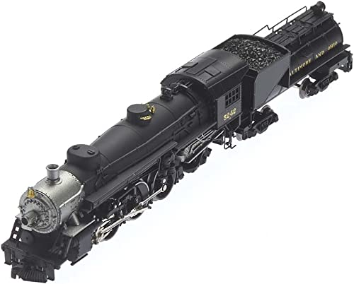 MODEL POWER 87471 4-6-2 Pacific w Vandy Coal B&O N by Model Power