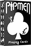 Pipmen World Playing Cards – Premium Creative Poker Card Deck for...