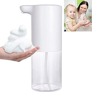 320ml Automatic Foaming Soap Dispenser, Auto Countertop Liquid Soap Dispenser, Touchless Hands Free Infrared Smart Pump fo...