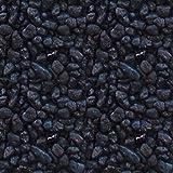Akvastabil Grava Acuarios, Libra Negro, 3-5mm, Bolsa 2kg.