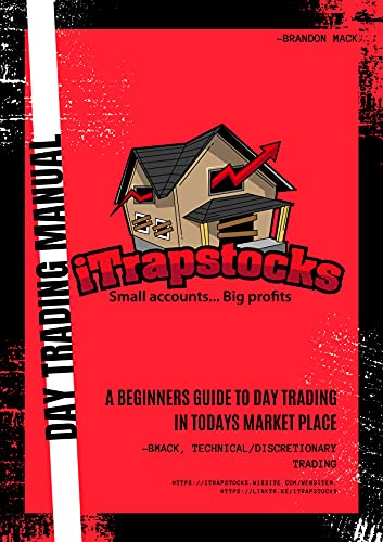 iTrapstocks Day Trading Manual: A Beginners Guide to Day Trading in Today\'s Marketplace (English Edition)