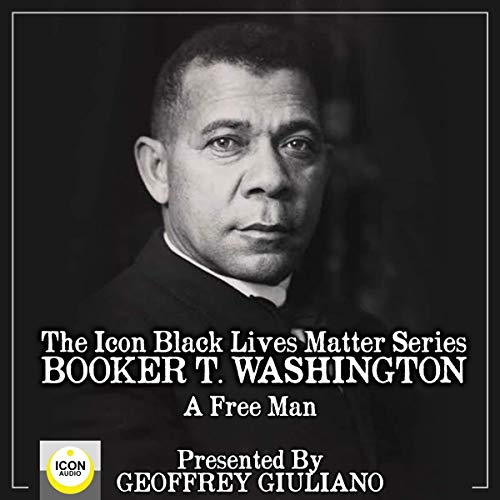 Booker T. Washington, a Free Man cover art
