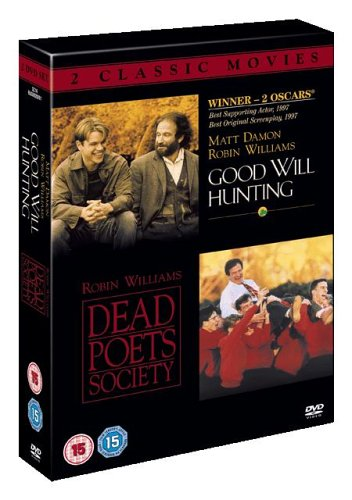 Dead Poets Society/Good Will Hunting [Import anglais]