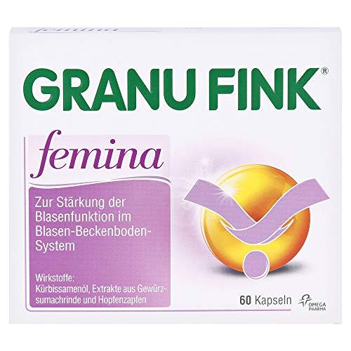 GRANU FINK Femina Kapseln, 60 St